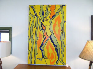 WANTED MID CENTURY WALL ART 1950-1970 CONSIGNMENT Peterborough Peterborough Area image 5