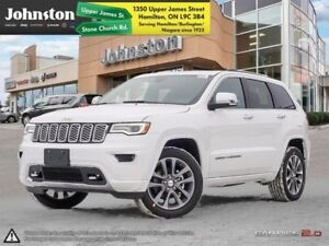 2018 Jeep Grand Cherokee Overland 4x4  - Leather Seats - $175.18