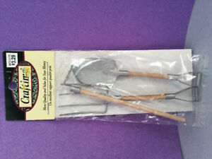 Crafters Dream Garden Tools – Brand New!