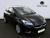 Vauxhall Corsa SPORTIVE CDTI S/S (black) 2016-03-31
