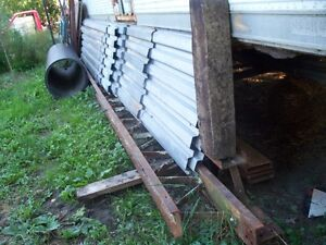 Tractors to hydrulics ,steel beam to barn board , Barn steel , Windsor Region Ontario image 8