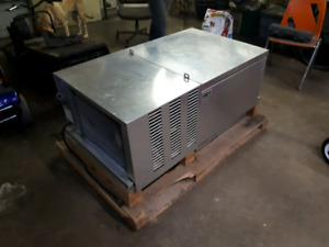 Low temp refrigeration unit