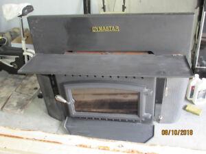 Dynastar wood stove