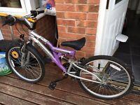 Child's Barracuda Bike