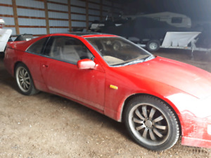1992 Nissan 300ZX twin turbo Fairlady, 5speed. Engine needs work