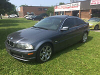 2003 BMW 325CI COUPE SPORT PKG PREMIUM SAFETY AND ETEST City of Toronto Toronto (GTA) Preview