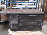 Antique Commercial type Cookstove