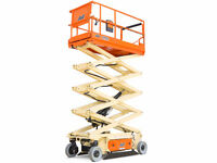 LOOKING FOR A SCISSOR LIFT OPERATOR WITH LIFT TICKET