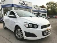 2012 Chevrolet AVEO LT Manual Hatchback