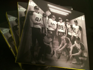 [kpop] EXO Love Me Right (Korean & Chinese version) albums