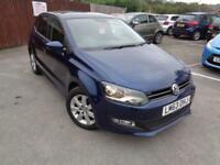 2013 Volkswagen Polo 1.2 ( 70ps ) Match Edition