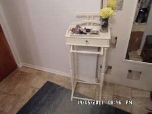 Vintage pulpit/small foyer table.