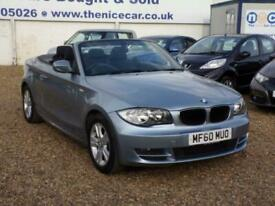 image for 2010 BMW 1 Series 118d SE 2dr Step Auto CONVERTIBLE Diesel Automatic