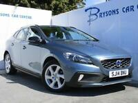 2014 14 Volvo V40 1.6 D2 Powershift Cross Country Lux for sale in AYRSHIRE
