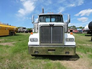 2010 WESTERN STAR DAYCAB WITH WET KIT