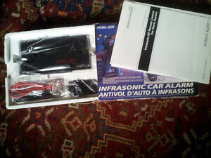 Brand New Mobile Alert Infrasonic Car Alarm