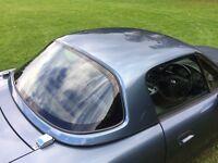 Mazda MX5 Hardtop...in Razor Blue