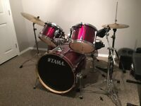 Tama kit in mint condition