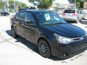 2010 FORD FOCUS SES @ GNG Motors 1350 Logan Ave   $ 6295