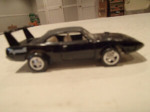 Loose Black 1970 '70 PLYMOUTH SUPERBIRD JOHNNY LIGHTNING 1/64 Sarnia Sarnia Area image 1