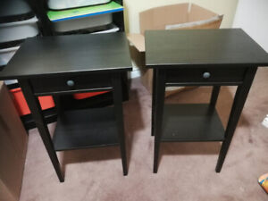 Ikea end table pair Brand New Never used