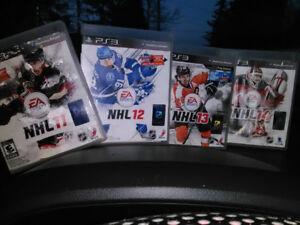 Hockey games ps3