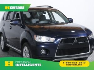 2011 Mitsubishi Outlander XLS AWD CUIR TOIT MAGS 7 PASSAGERS