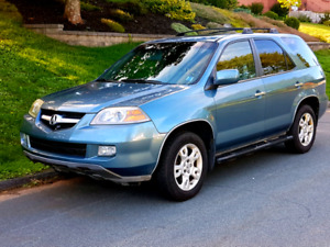 2005 Acura MDX AWD great shape. $ 4500.00