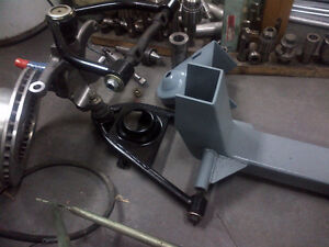 Mustang 2 M-2 front suspension for Hotrod Custom Pickup