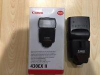 Canon 430 exii flash