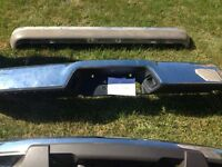 Truck bumpers, Ram and Chevy colorado