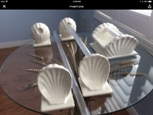 Lovely Seashell Bathroom Accesories