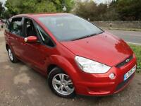 2009 FORD S-MAX ZETEC TDCI 7 SEATER DIESEL MPV (MULTI-PURPOSE VEHICLE) DIESEL