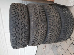 General Altima winter tires