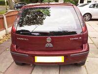 2004 Vauxhall corsa Parts 4 Doors Seats Alloy Wheels bumpers headlights rear lights BREAKING