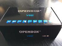 Openbox V8s Fully Loaded.