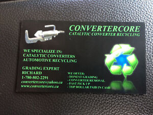 Cash for your stock diesel exhaust (Dpf) Strathcona County Edmonton Area image 1