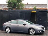 * '57' 2008 MAZDA MAZDA6 2.0 PETROL TS2 + ALLOYS + ONLY 2 OWNERS FROM NEW +