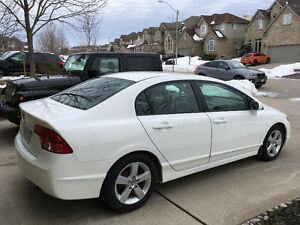 SAFETIED & E-TESTED 2007 Honda Civic Sedan---CLEAN CAR!