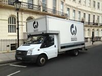 Required - Van Driver, Removals. £10p/h