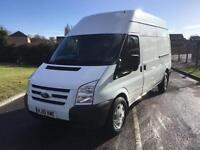 FORD TRANSIT 350 LWB HIGH ROOF 2.2 FWD 6 SPEED 140 BHP 2010 10