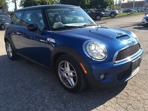 2008 Mini Cooper S Accident Free