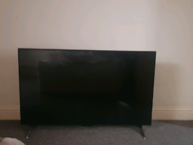 55 inch smart tv spares or repair