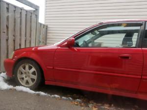 1999 Honda Civic SIR (EM1)