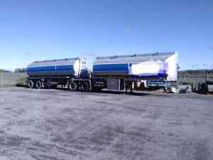 fuel trailers for sale