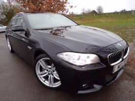 2015 BMW 5 Series 530d M Sport 4dr Step Auto Low Miles! 19in Alloys! 4 door ...