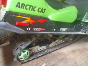 For Sale ZR Artic Cat Snowmobile Moose Jaw Regina Area image 4