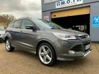 2014 Ford Kuga 2.0 TDCi Titanium X 5dr 2WD FACTORY SPORT STYLING KIT HATCHBACK D