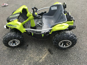 Power wheels dune buggy racer 350 obo