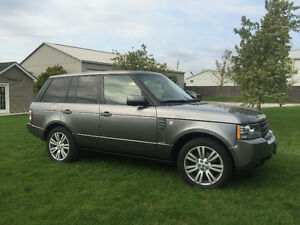 2011 Land Rover Range Rover HSE Other